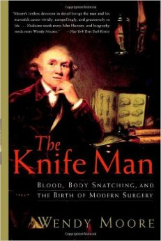 amazon - knife man