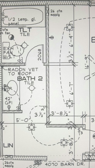 bathroom - bedroom version 2