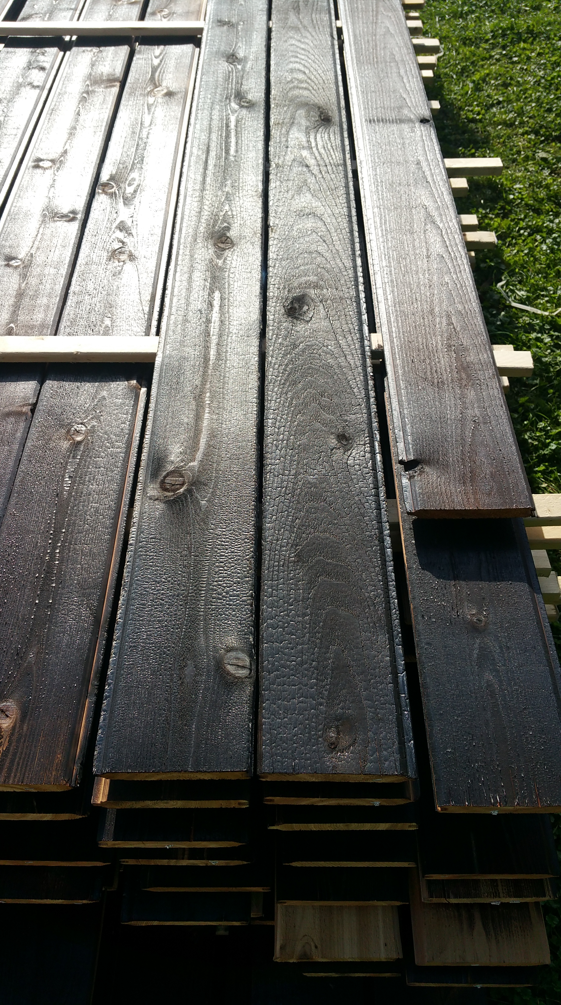 charred-cedar-texture-long-view-of-pile