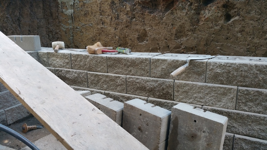stone basement window wells installation well covers utah drain