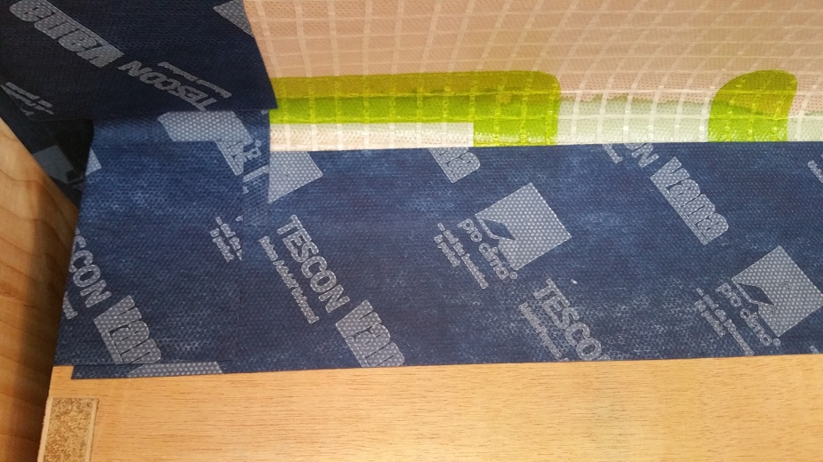 tescon vana air sealed battic w: HF behind Intello