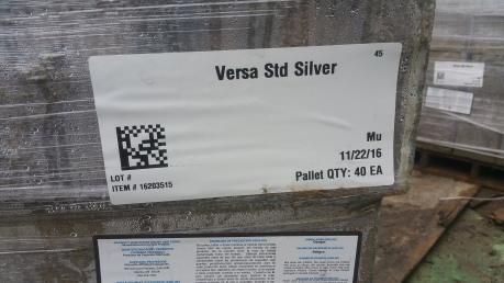 Versa Std Silver