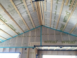475 Intello w: furring strips on ceiling