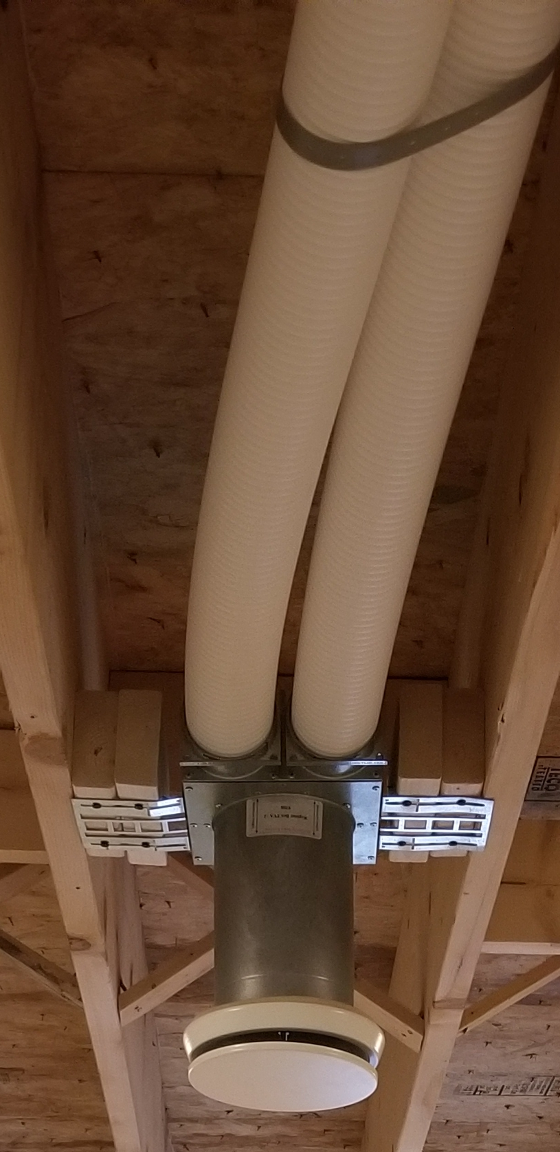 basement supply diffuser