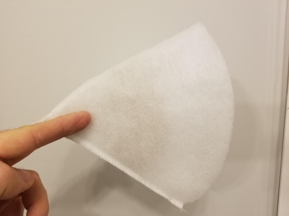 cone diffuser filter