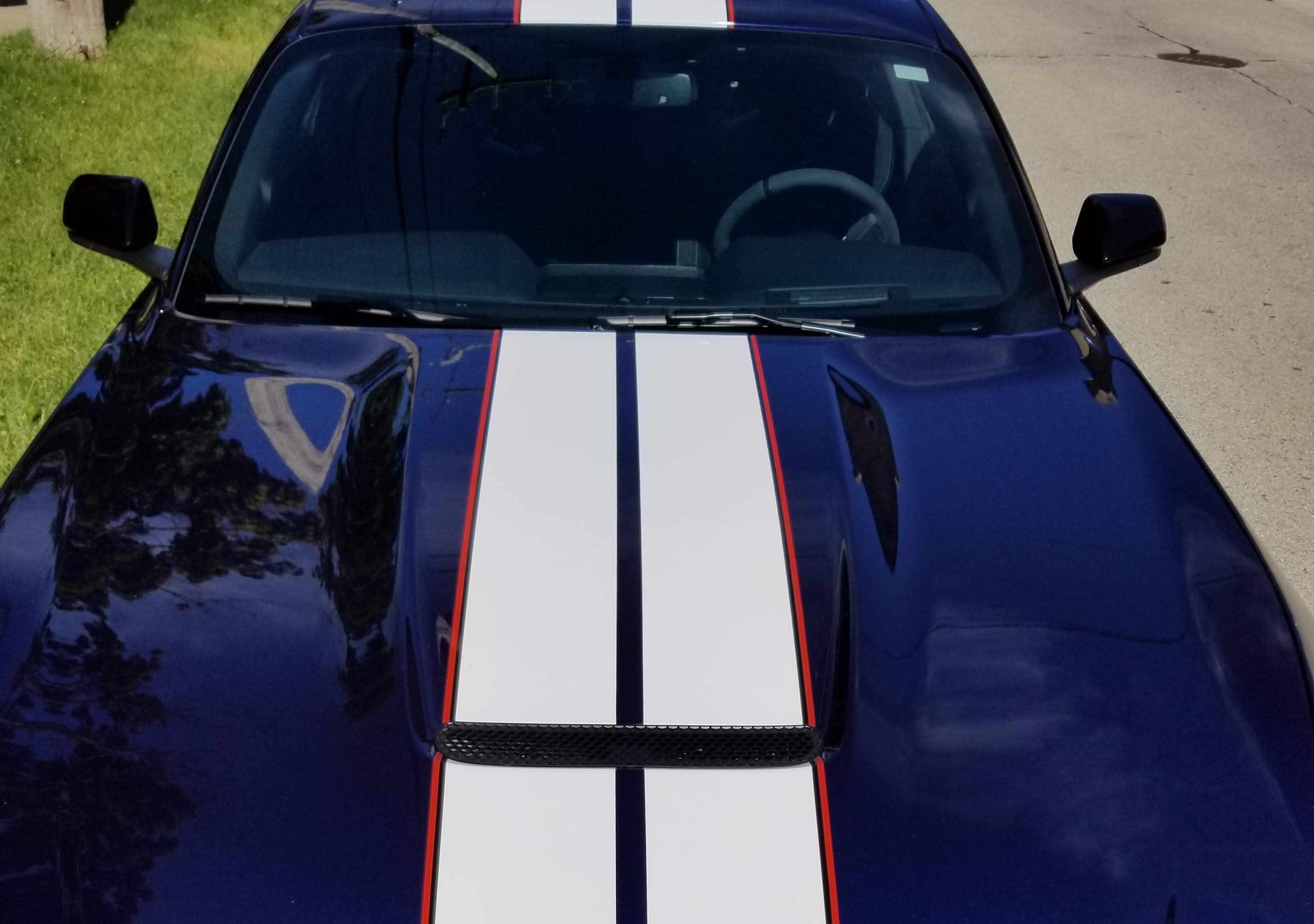 Shelby stripes