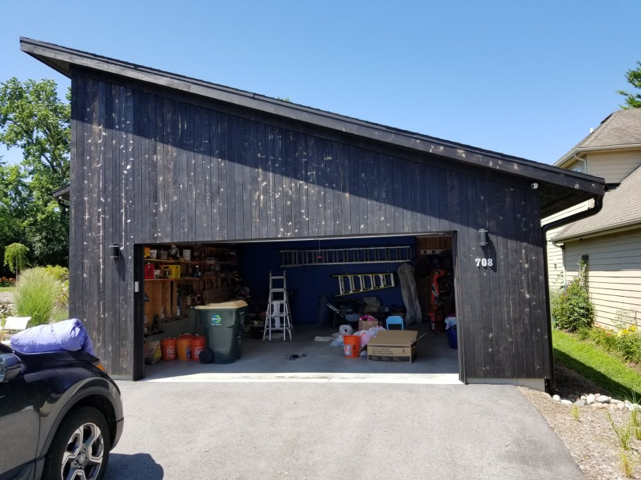 garage b4 tar