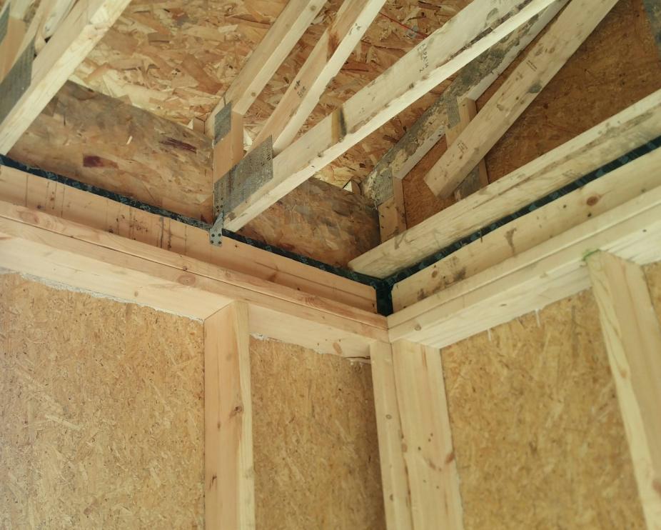 ceiling-wall b4 Intello - Rockwool