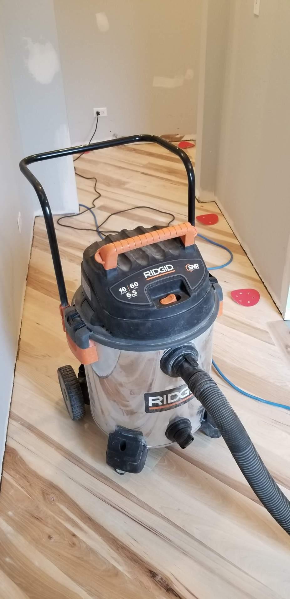 rigid vacuum